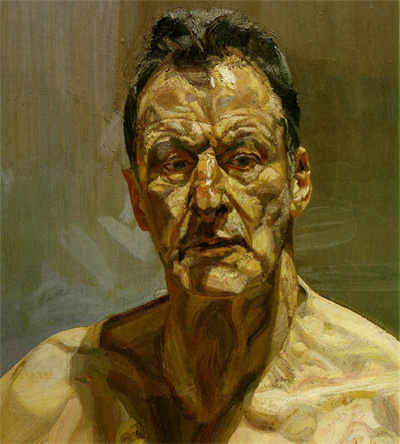 Lucian-Freud-painting
