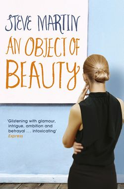 An Object of Beauty-UKpaperback